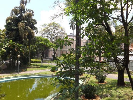 Palácio da Liberdade: Jardins do Palacio da Liberdade