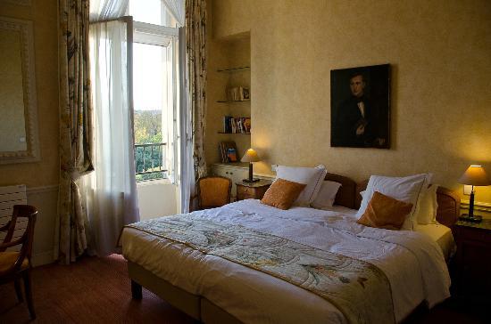 Hotel Brighton - Esprit de France: our second floor bedroom