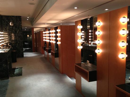 Park Hyatt Tokyo: スパ ロッカールーム