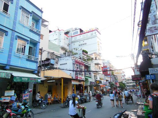 Duc Vuong Hotel: extérieur