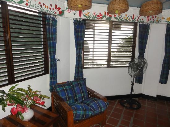Anse Chastanet: habitacion