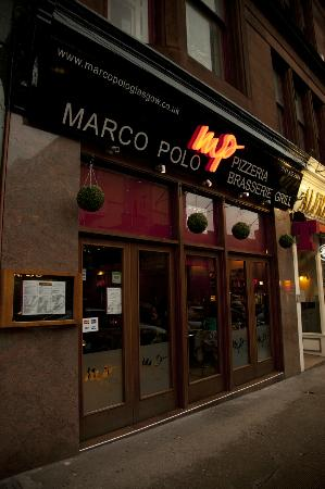 Marco Polo Brasserie, Steakhouse and Grill