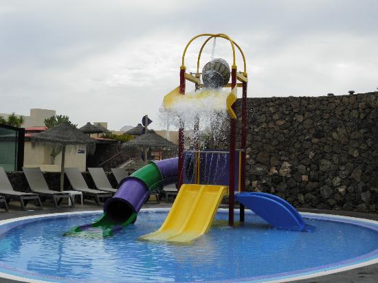 Occidental Lanzarote Mar: kids pool