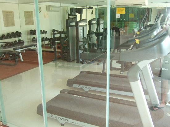 Kacha Resort & Spa, Koh Chang: Hotel gym