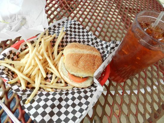 Twisters : Route 66 burger