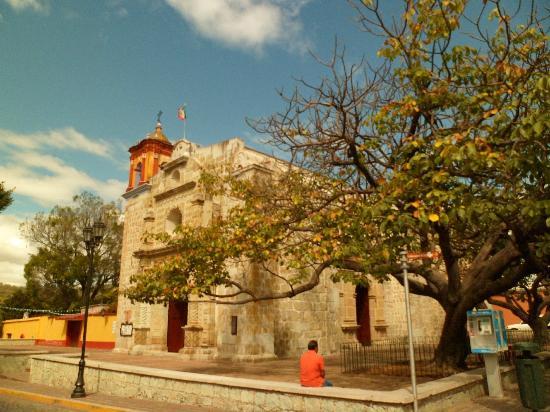 Hotel Casa Arnel : vue de la terrasse