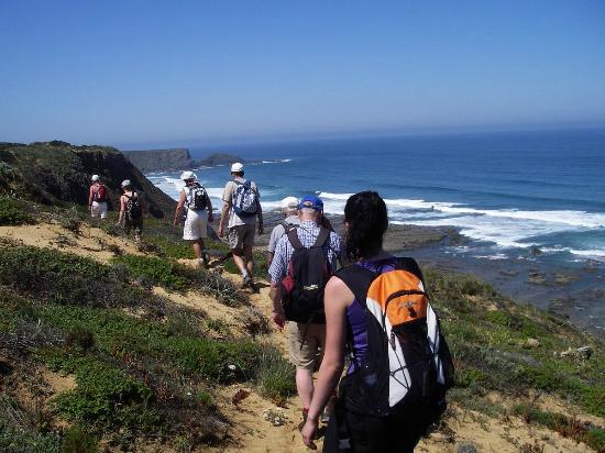 Outdoor-Tours.com: Coastal Walk near Aljezur
