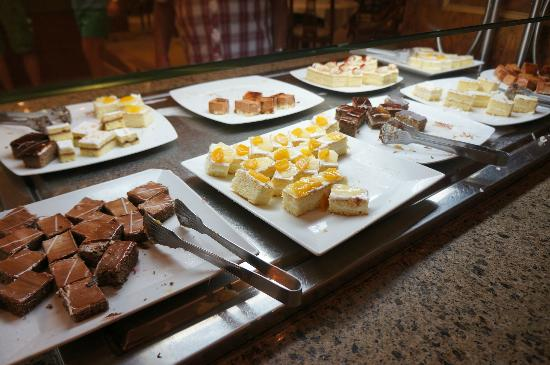 Imperial Shams Resort: Food selection