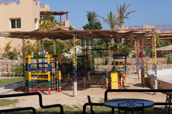 Imperial Shams Resort: Children playground