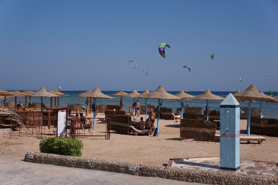 Imperial Shams Resort: Beach