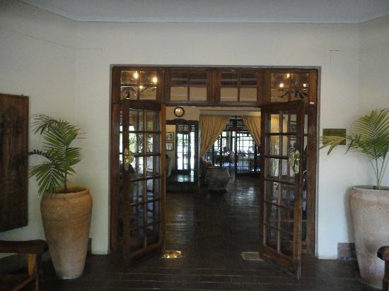 Ilala Lodge: un altro particolare