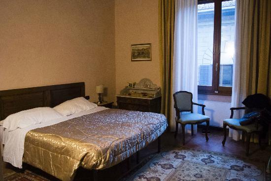De' Benci Bed and Breakfast in Firenze : Suite Galileo