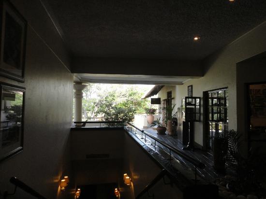 Ilala Lodge Hotel: un angolo esterno