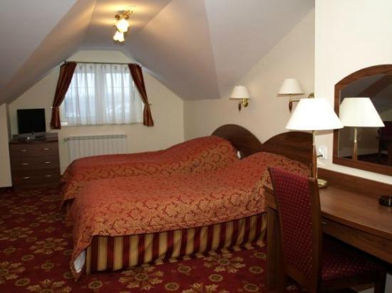 Hotel Relaks: Pokój lux