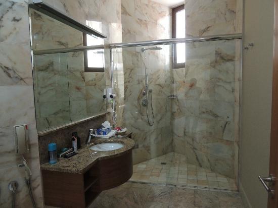 Aparthotel Torres de Alba: Baño