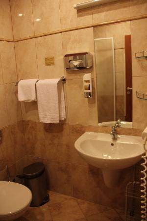 Hotel Atlantic: cuarto de baño