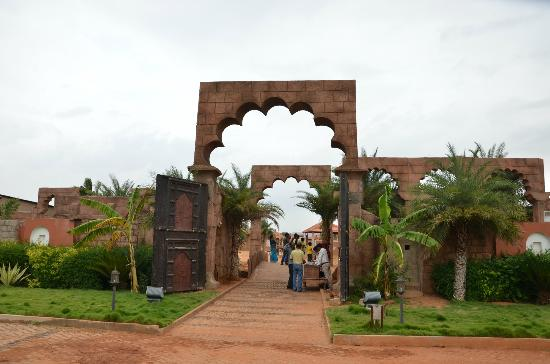 Vijayshree Theme Village: Entrance to an array of activity