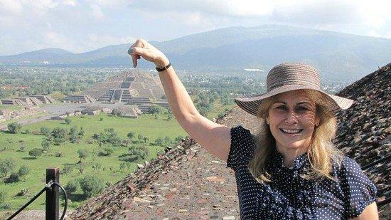 Teotihuacán (Gudarnas stad )