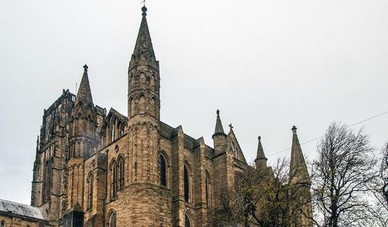 Rushyford, UK: Durham Cathedral