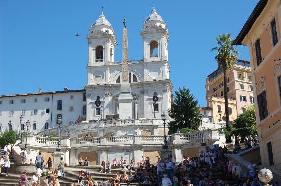 Le Camere Della Principessa B&B: Piazza di Spagna