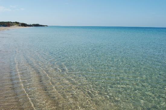 Le Camere Della Principessa B&B: Spiagge Brindisi