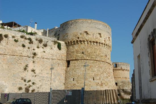 Le Camere Della Principessa B&B: Otranto Castello