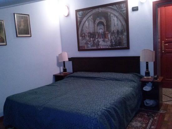 Hotel Bonconte: Letto