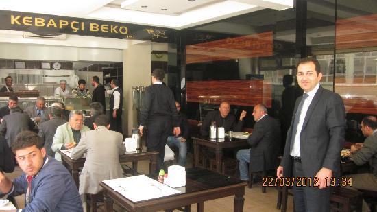beko kebap salonu: kebap denilince akla gelen ilk yer...