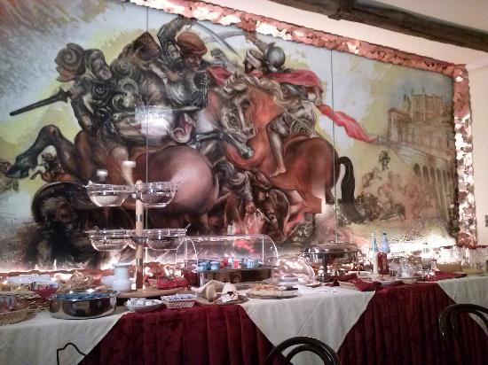 Hotel Bonconte: ottimo buffet per la colazione