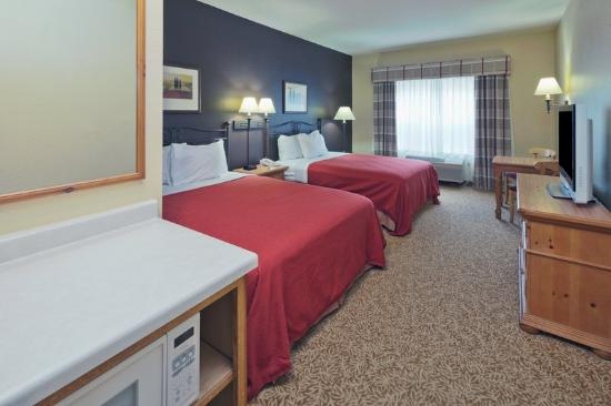 ‪‪Country Inn & Suites By Carlson, Germantown‬: CountryInn&Suites Germantown Guest Room‬