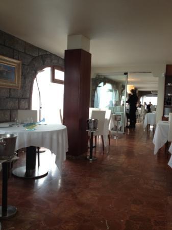 L'Escala, Spain: El comedor