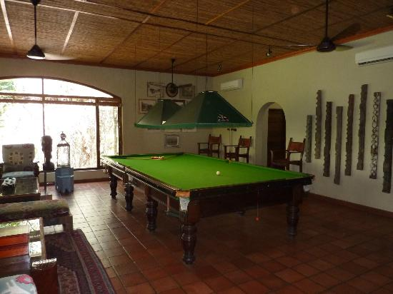 Chobe National Park, Μποτσουάνα: il biliardo