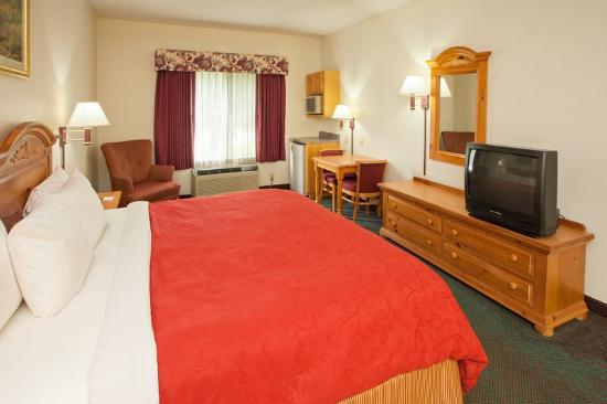 Country Inn & Suites By Carlson, Indianapolis South: CountryInn&Suites IndanapolisSouth GuestRoom