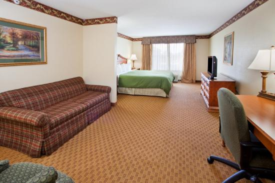 Country Inn & Suites By Carlson, Camp Springs (Andrews Air Force Base): CountryInn&Suites CampSprings GuestRoom