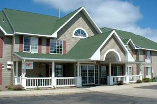 Country Inn & Suites By Carlson, Alexandria : Exterior, front of hotel