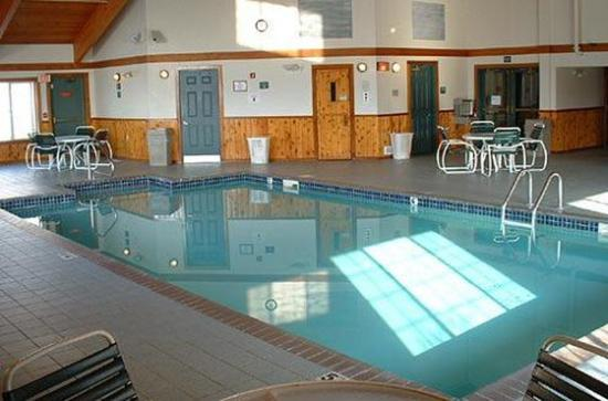 Country Inn & Suites By Carlson, Alexandria: Indoor Swimming Pool