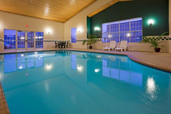 ‪‪Country Inn & Suites By Carlson, Little Falls‬: CountryInn&Suites LittleFalls Pool‬