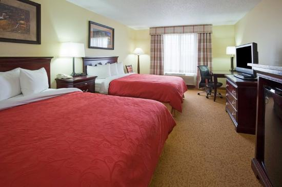 ‪‪Country Inn & Suites By Carlson, Little Falls‬: CountryInn&Suites LittleFalls GuestRoomDbl‬