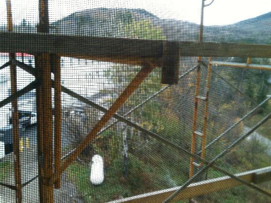 Omni Mount Washington Resort: View from room