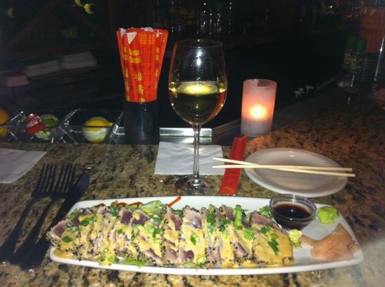 Bonefish Grill: Seared Ahi Tuna ap