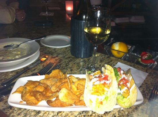 Bonefish Grill: Bang Bang Shrimp Taco
