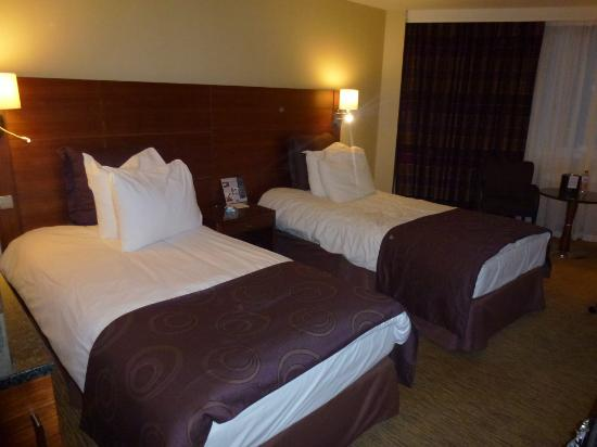 Crowne Plaza Amsterdam City Centre: Twin Room