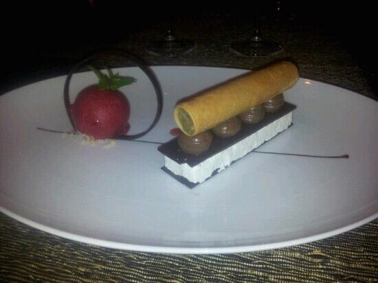 Maradiva Villas Resort and Spa: coté culinaire aussi trés bien.
