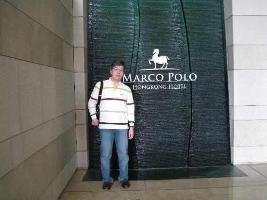 Marco Polo Hongkong Hotel: 外観