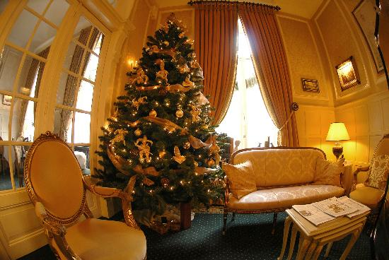 Hotel Heritage - Relais & Chateaux: Christmas