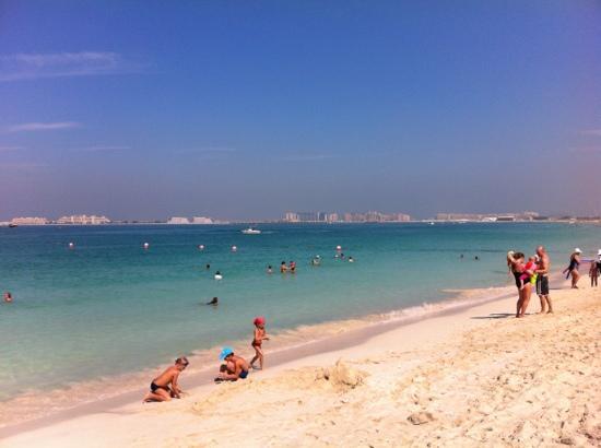 Sheraton Jumeirah Beach Resort: Sheraton JBR beach