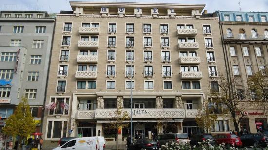 Jalta Boutique Hotel: Hotel Jalta