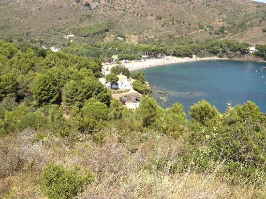 Niu de Sol - Hotel Rural: The bay where El Bulli is situated 1/2 hour from the hotel