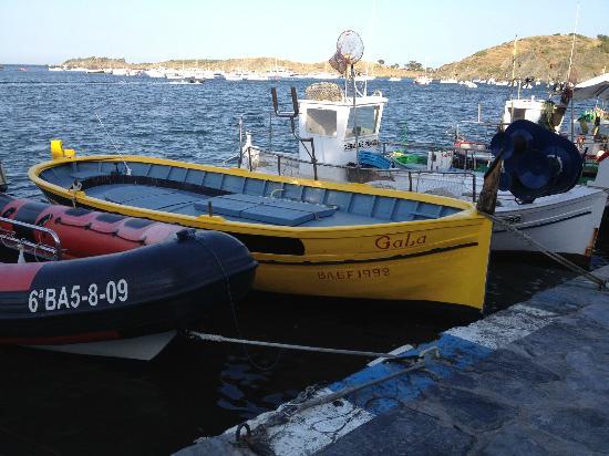 Niu de Sol - Hotel Rural: Dalì's boat