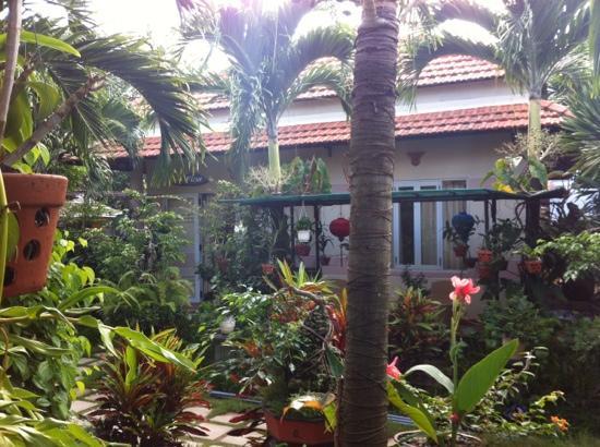 Botanic Garden Homestay: eine schöne Anlage...